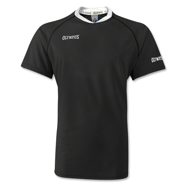Olympus Training Rugby Jersey (Black)