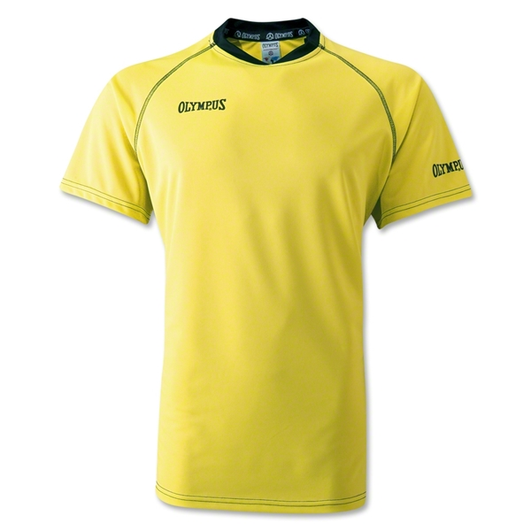 Olympus Training Rugby Jersey (Yellow)