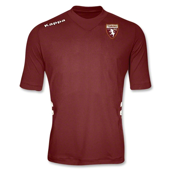 Torino 12/13 Authentic Home Soccer Jersey