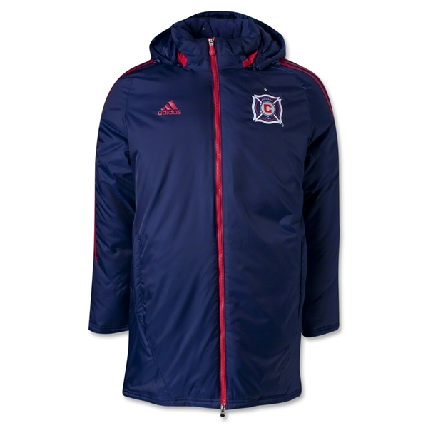 Chicago Fire Stadium Jacket