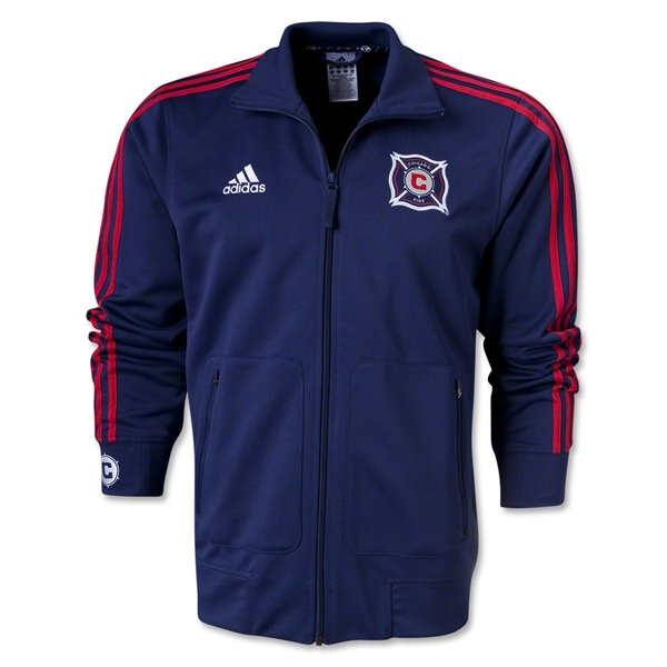 Chicago Fire Ultimate MLS Track Jacket
