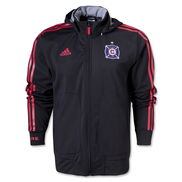 Chicago Fire Ultimate MLS Coach's Track Jacket