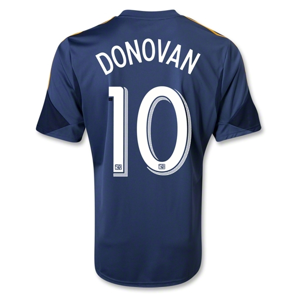 LA Galaxy 2014 DONOVAN Replica Secondary Soccer Jersey