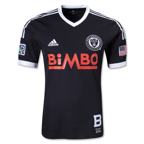 Philadelphia Union 2014 Authentic Third Soccer Jersey