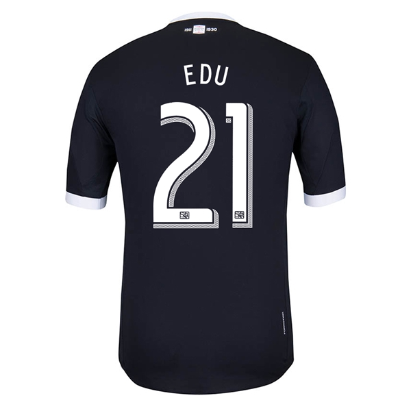 Philadelphia Union 2014 EDU Authentic Third Soccer Jersey