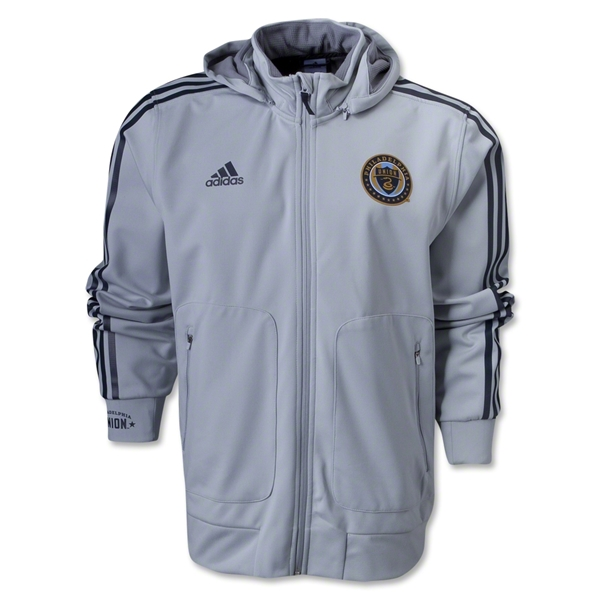 Philadelphia Union Ultimate MLS Coach's Track Jacket