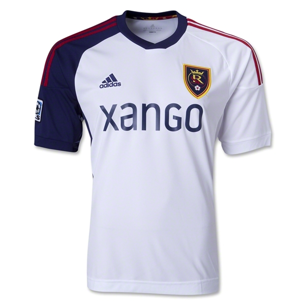 Real Salt Lake 2014 Secondary Soccer Jersey