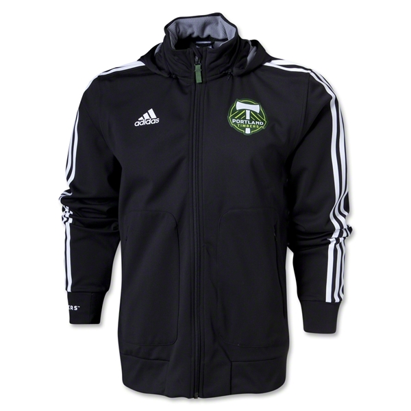 Portland Timbers Ultimate MLS Coach's Track Jacket