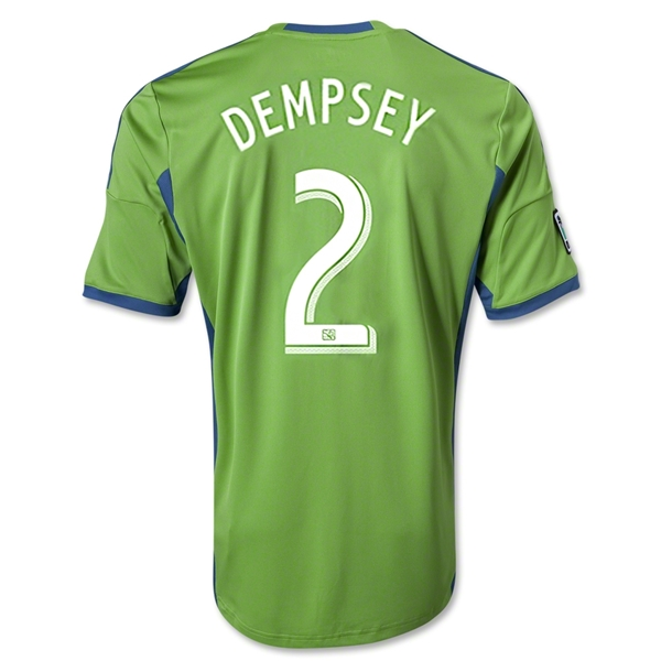 Seattle Sounders FC 2014 DEMPSEY Primary Soccer Jersey