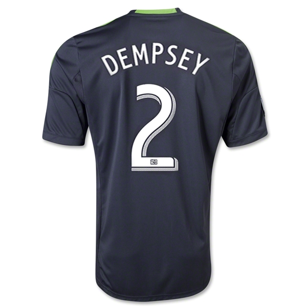 Seattle Sounders FC 2014 DEMPSEY Secondary Soccer Jersey
