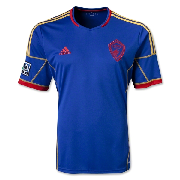 Colorado Rapids 2013 Secondary Soccer Jersey