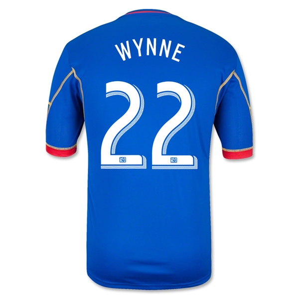 Colorado Rapids 2014 WYNNE Replica Secondary Soccer Jersey
