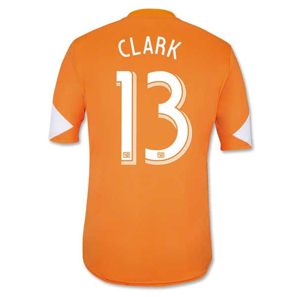 Houston Dynamo 2013 CLARK Primary Soccer Jersey
