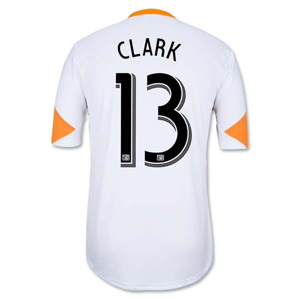 Houston Dynamo 2013 CLARK Secondary Soccer Jersey