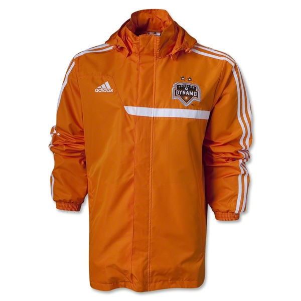 Houston Dynamo Rain Jacket