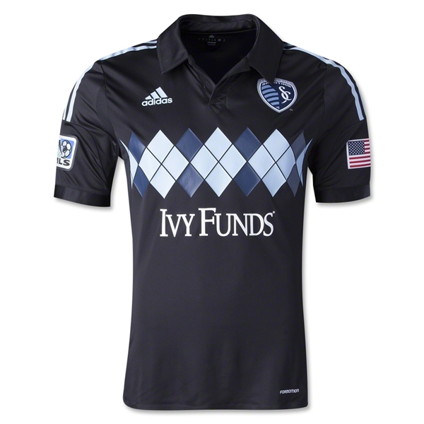 Sporting KC 2014 Authentic Third Soccer Jersey