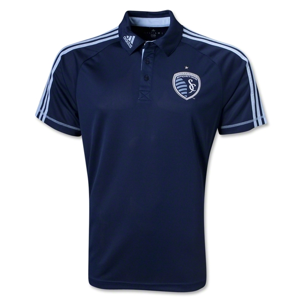 Sporting KC Clima Cool Polo