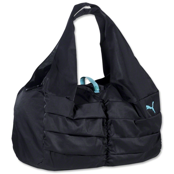 PUMA Women's Training Gloss Tote (Black)