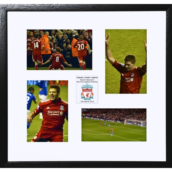 Liverpool Gerrard Captain, Leader, Legend Small Frame