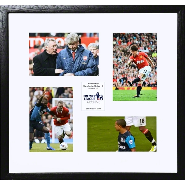 Manchester United Rooney Roo Beauty Small Frame