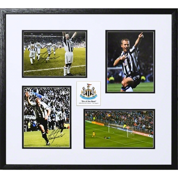 Newcastle Shearer Six of the Best Medium Frame