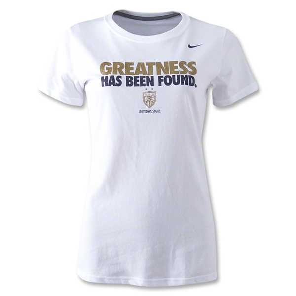 USWNT Women's Winners T-Shirt