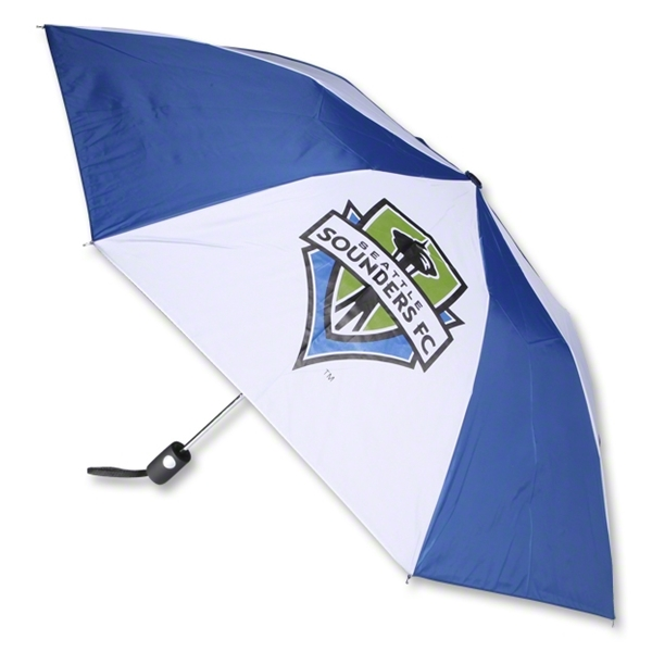 Seattle Sounders Auto Folding Umbrella