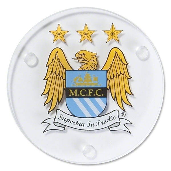 Manchester City Round Coasters