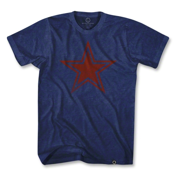Ultras Star Indigo T-Shirt (Navy)