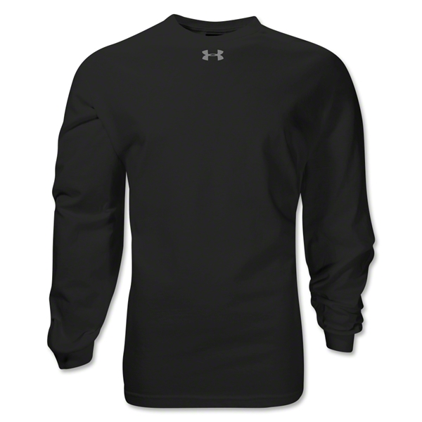Under Armour Locker Long Sleeve T-Shirt (Black)