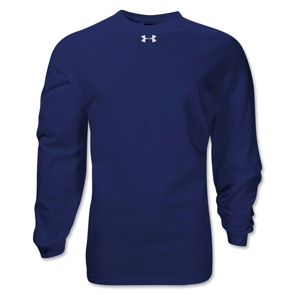 Under Armour Locker Long Sleeve T-Shirt (Navy)