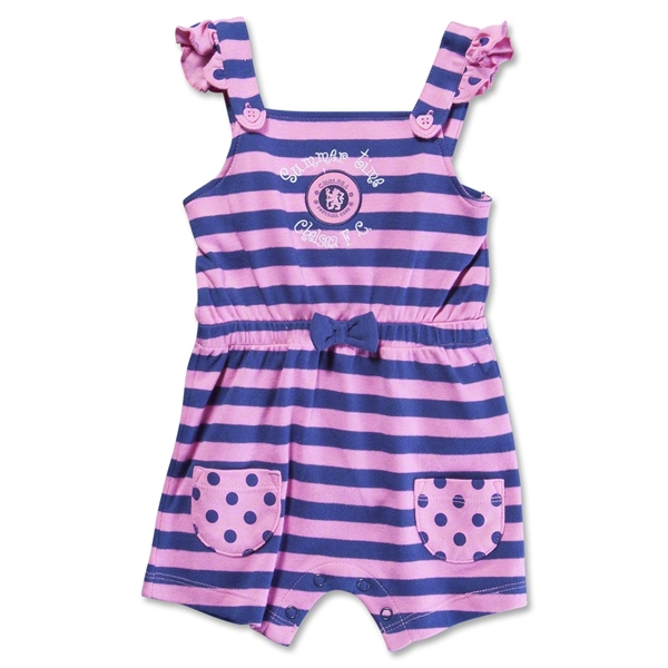 Chelsea Infant Girls Playsuit