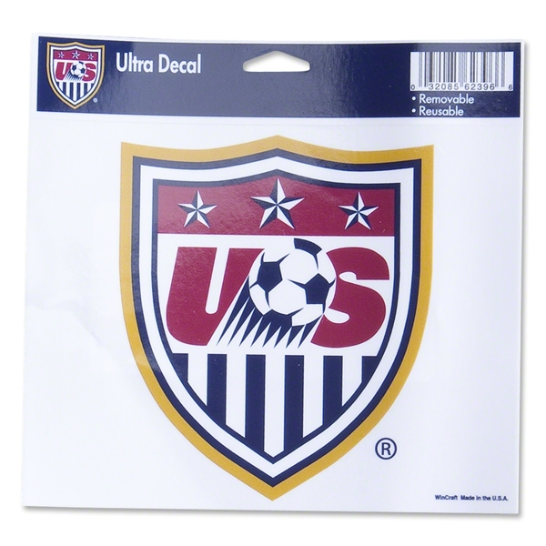 USA 5 x 6 Ultra Decal