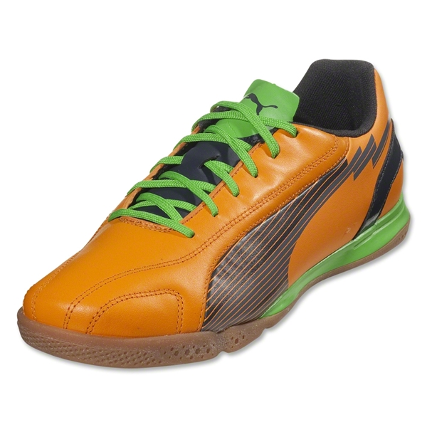 PUMA evoSpeed 5 Leather IT (Flame Orange)
