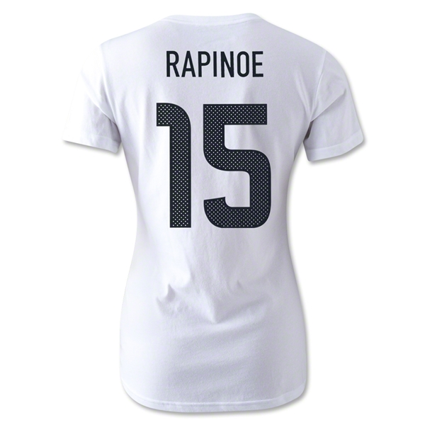 US Women's National Team Rapinoe T-Shirt