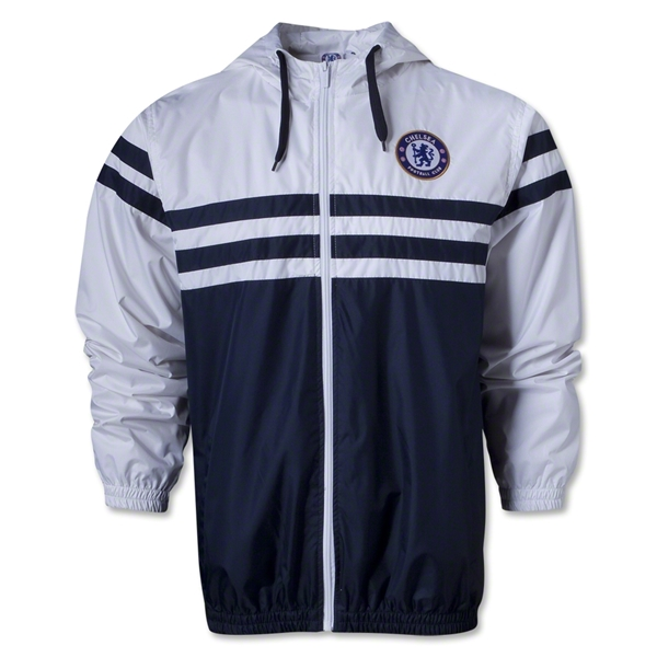 Chelsea Lightweight Jacket (White)