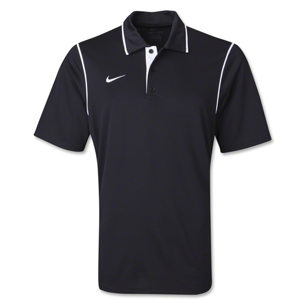 Nike Men's Gung-Ho Polo (Black)