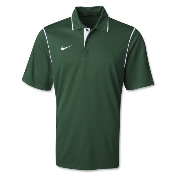 Nike Men's Gung-Ho Polo (Dark Green)