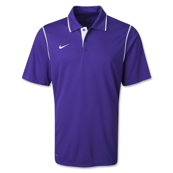 Nike Men's Gung-Ho Polo (Purple)
