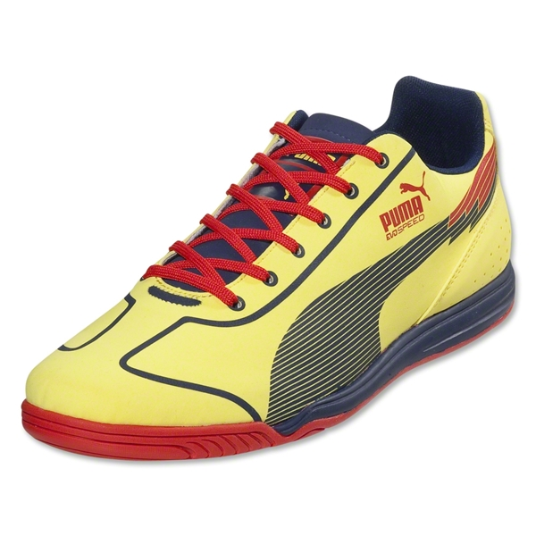 PUMA evoSpeed Star (Blazine Yellow/Medieval Blue)