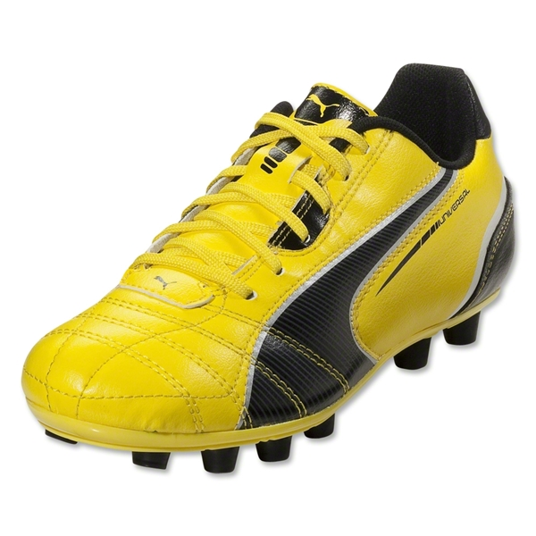 PUMA Universal FG Junior (Blazing Yellow/Black)
