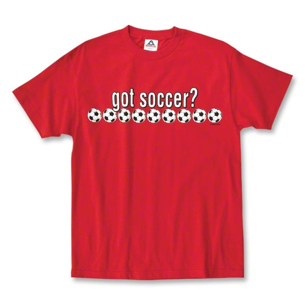 Got Soccer? (Red)