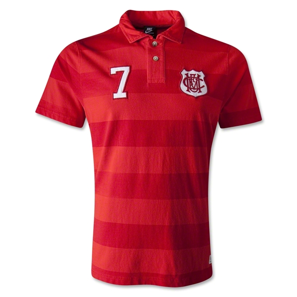 Manchester United Covert Vintage Polo