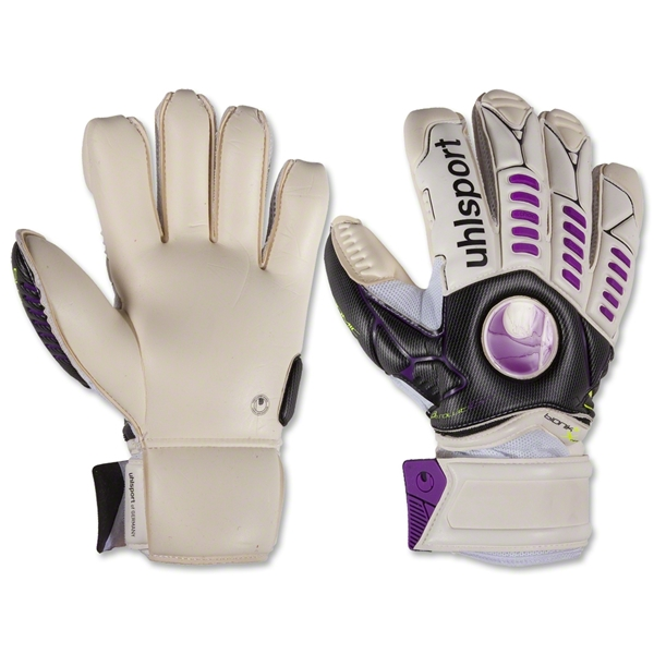 uhlsport Ergonomic Absolutgrip Bionik + X-Change Goalkeeper Gloves