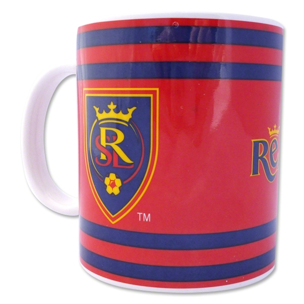 Real Salt Lake Scarf Mug Set of 2