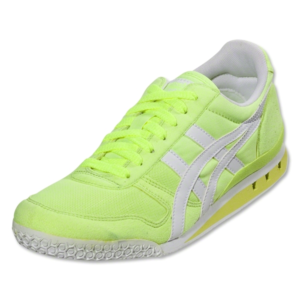 Asics Tiger Ultimate 81 (Neon Yellow/White)