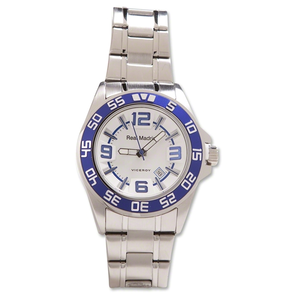 Real Madrid Single Hand Watch