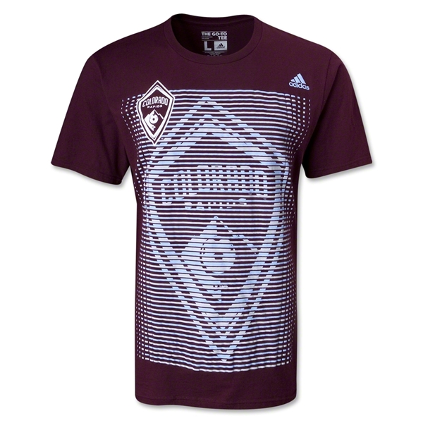 Colorado Rapids Stripes T-Shirt