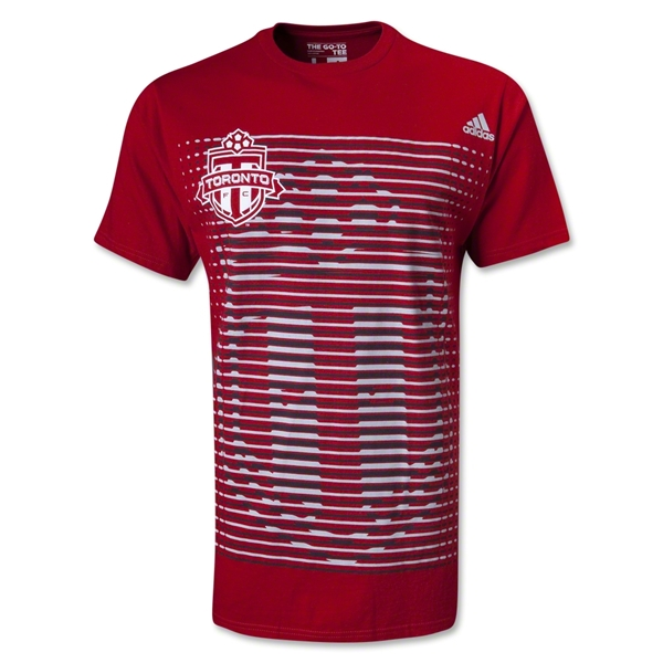 Toronto FC Stripes T-Shirt