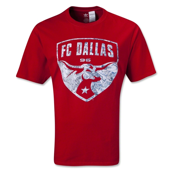 FC Dallas Originals Shoe Pile T-Shirt